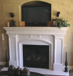 Salt Lake City Fire Places Artisan Mantels